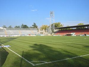 Stadio Alberto Picco - Image: La Spezia Interno Stadio Picco