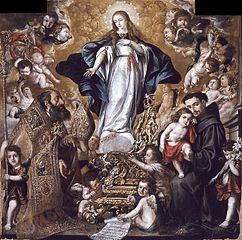 Virgin of the Silversmiths