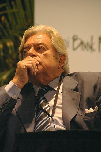 Luis Alberto Lacalle - Luis Alberto Lacalle at the 2011 Miami Book Fair International.