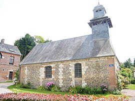 The church in Lachapelle