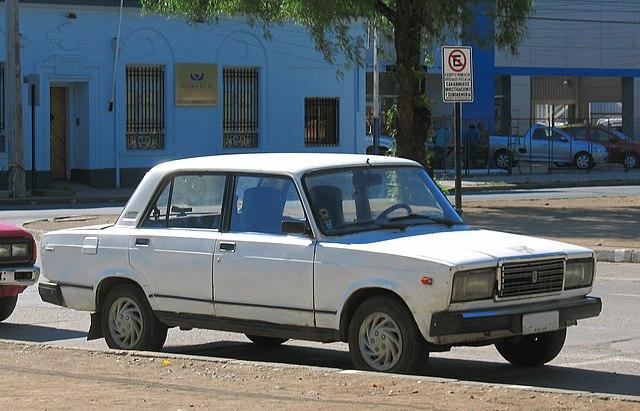 Lada 2107 1600 1992 (30101883328)