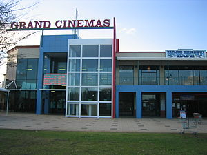 The Movie Masters Cinema Group - Image: Lakeside Joondalup Shopping City Grand Cinemas
