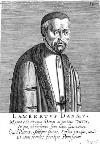 Lambert Daneau - Image: Lambert Daneau
