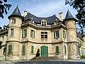 Lamorlaye (60) le château de 1820, angle sud-est.jpg