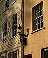 Lamp and shadow, West Street, Ashburton - geograph.org.uk - 1082109.jpg