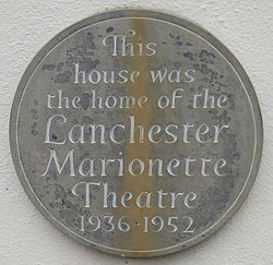 Photo of White plaque number 30149