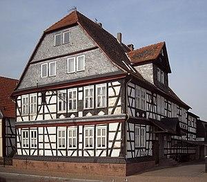historisches Gasthaus Zum goldenen Engel