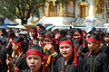Lao New Year, parade of ethnic groups.jpg