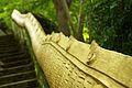 Laos - Luang Prabang 31 - dragon banister at Wat Chom Si (6582071483).jpg