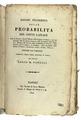 Laplace - Saggio filosofico sulle probabilità, 1820 - 236.tif