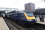 Last day of GWR HSTs - 43009 at Reading (800305).JPG