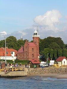 Latarnia Morska w Ustce - lipiec 2011 (3).jpg