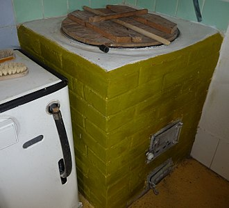 Wash copper - A laundry copper
