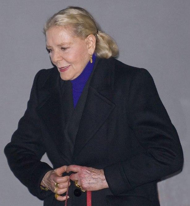 Lauren Bacall 2007