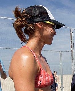 Lauren Fendrick American beach volleyball player