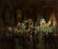 Le Couronnement d'Inès de Castro (1827) - Gillot Saint-Evre.png