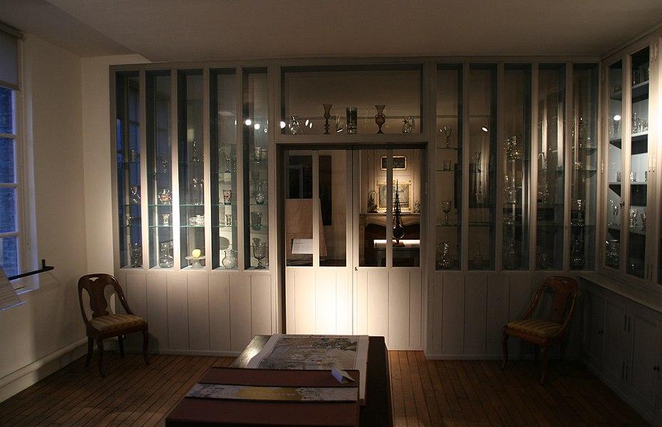 Collection permanente du Musée de l'Hôtel Dubocage de Bléville.