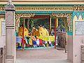 Le Premier Sermon du Bouddha (Sârnâth) (8473846391).jpg