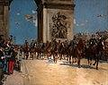 Le défilé de la Victoire, le 14 juillet 1919, François Flameng.jpg