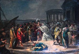 Idomeneus - Idomeneus coming back, Palais Niel, France