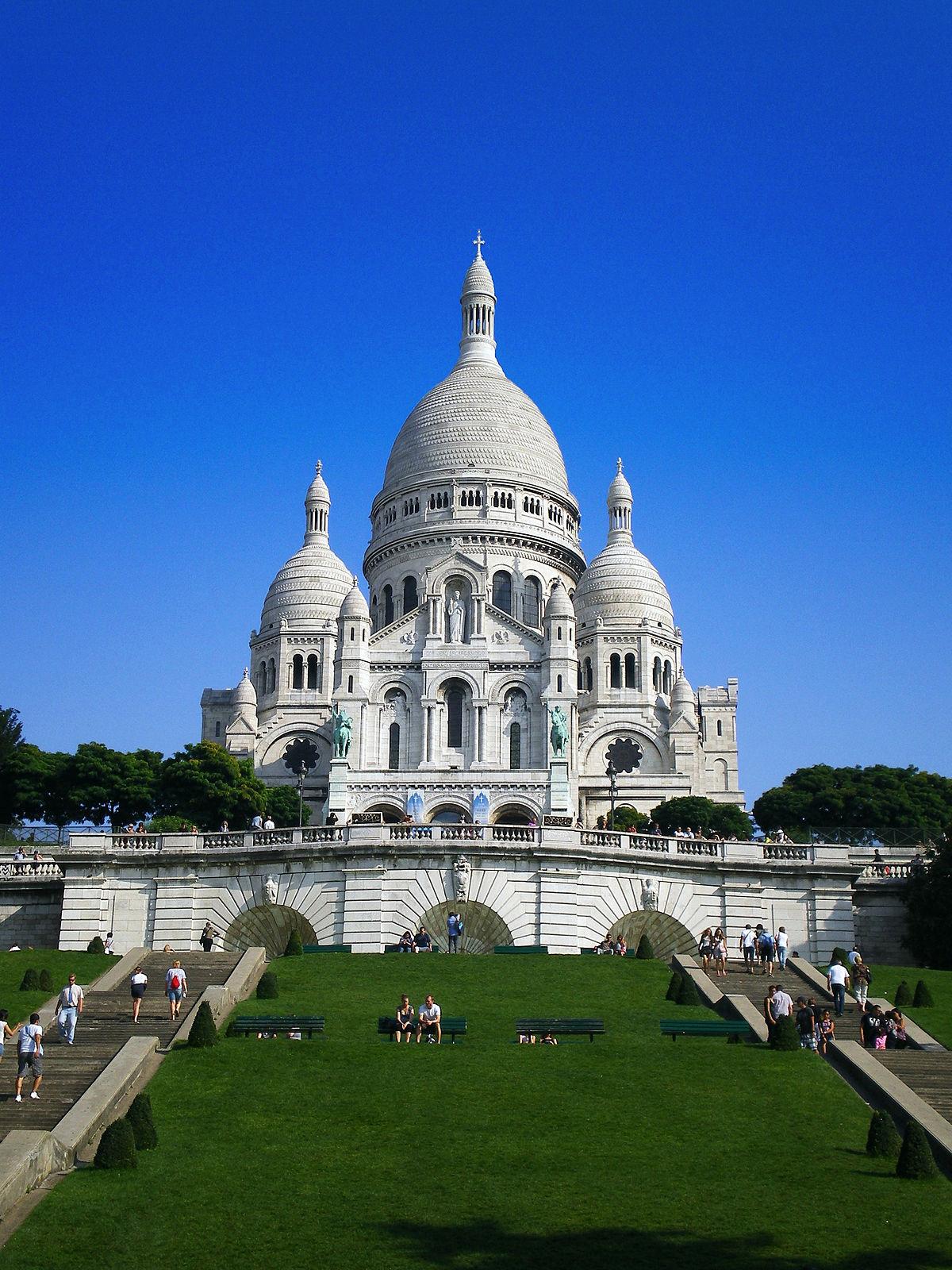 sacré cœur paris wikipedia