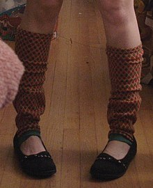 0642dc7578d44 Leg warmer - Wikipedia
