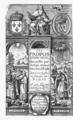 Les Propos D'Epictete, 1609, Frontispiece.png
