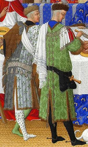 Les Très Riches Heures du duc de Berry Janvier cropped.jpg