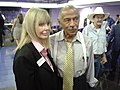Lesli Messinger, Sen. John Conyers, Jim Hightower (7979592530).jpg