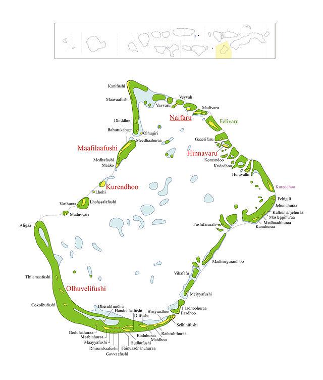 Atoll Faadhippolhu