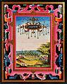 Lhomme - Album de Croÿ - Lhomme et le château d'Isenghien vers 1600.jpeg