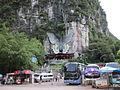 Li River and mountains in Yangshuo County, Guilin80.jpg