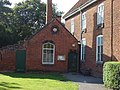 Library, Long Melford - geograph.org.uk - 542117.jpg