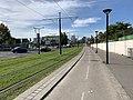 Ligne 3a Tramway Boulevard Poniatowski Paris 1.jpg