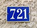 Limonest - Chemin de la Bruyère - numéro de rue 721.jpg