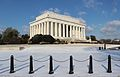 Lincoln Memorial, Washington D.C. (Snow in D.C. 046.JPG