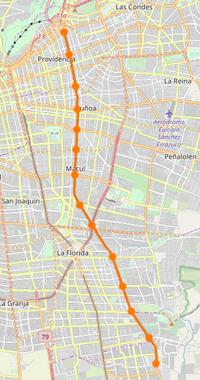 Transantiago Mapa Pdf