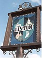 Linton's smartly quartered village sign - geograph.org.uk - 893506.jpg