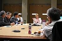 Lisa Murkowski at IHS meeting.jpg
