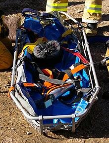 Litter Rescue Basket Wikipedia
