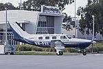 Little Wings (VH-FEE) Piper PA-46-350P Malibu Mirage taxiing at Wagga Wagga Airport.jpg