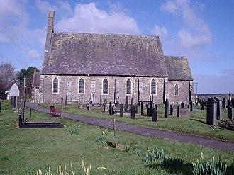 Llangeler - Llangeler Church.