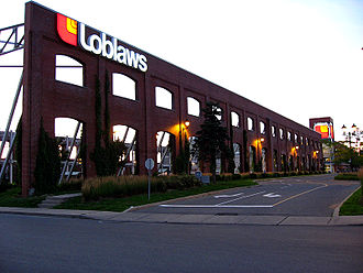 CPR Angus Shops - Image: Loblaws 000