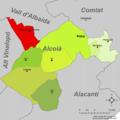 Localització de Banyeres de Mariola respecte l'Alcoià.png