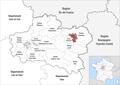 Locator map of Kanton Châlette-sur-Loing 2019.png
