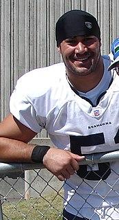Lofa Tatupu American football linebacker