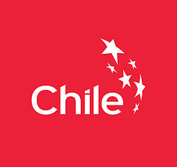 Official logo of Chile