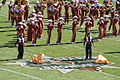Lone Star Showdown 2006 UT band by logo.jpg