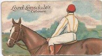 Royal Lancer - Image: Lonsdale colours 0001