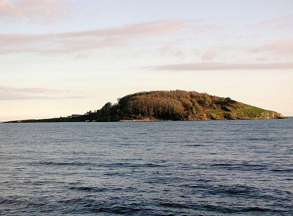 St George S Island Cornwall
